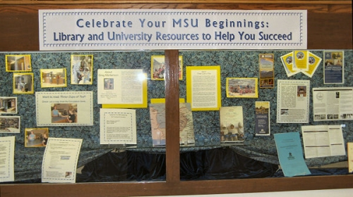 Celebrate Your MSU Beginnings