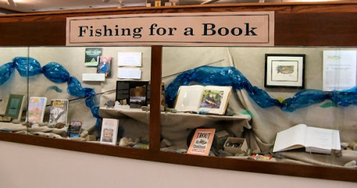 Fishing For a Book