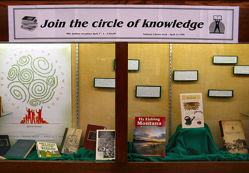 Join the Circle of Knowledge