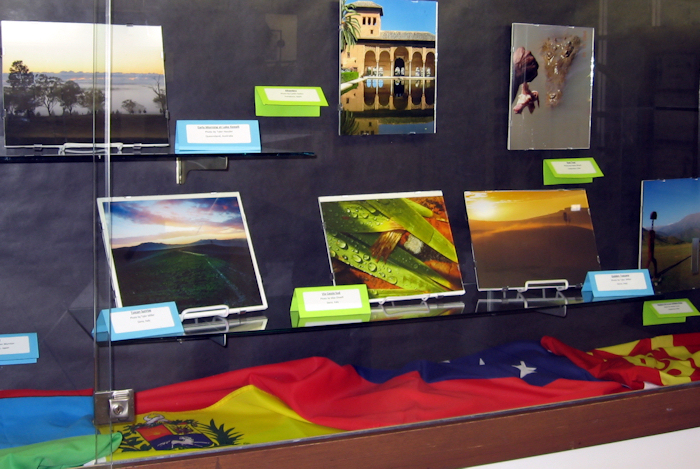 Study Abroad Photo Contest display