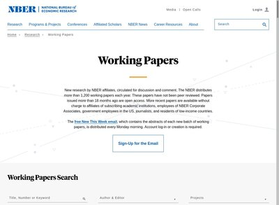 research papers in economics database Aggregating the world's open access research papers  core is providing a valuable service in support of repositories by aggregating the.