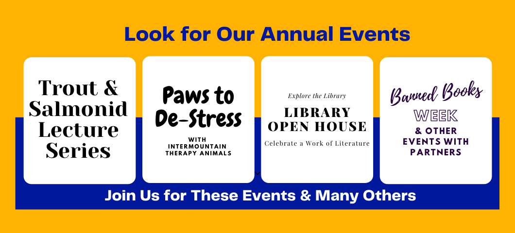 Annual events at MSU Library