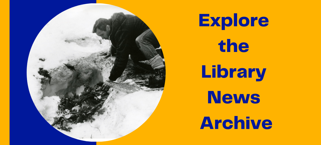 Explore the library news archive
