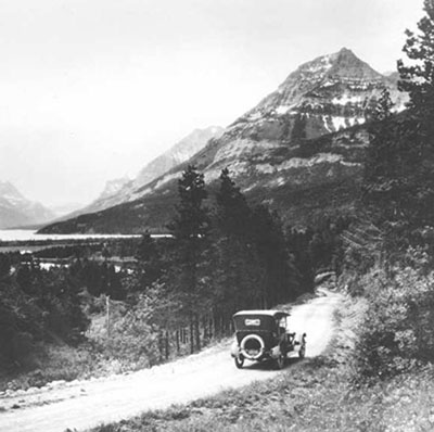 Glacier National Park, ca. 1920