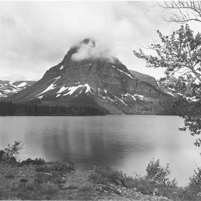 Glacier National Park, Mount Rockwell
