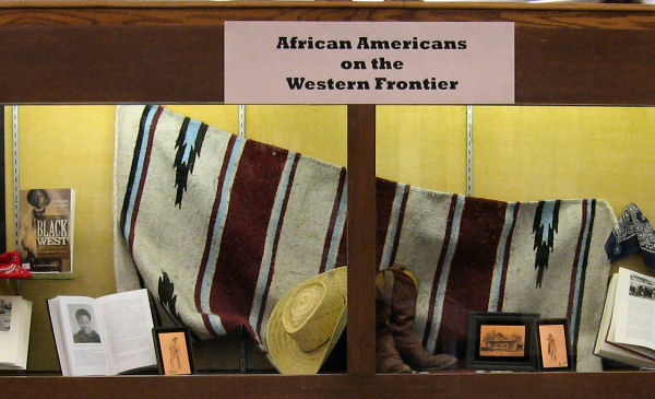 African Americans on the Western Frontier