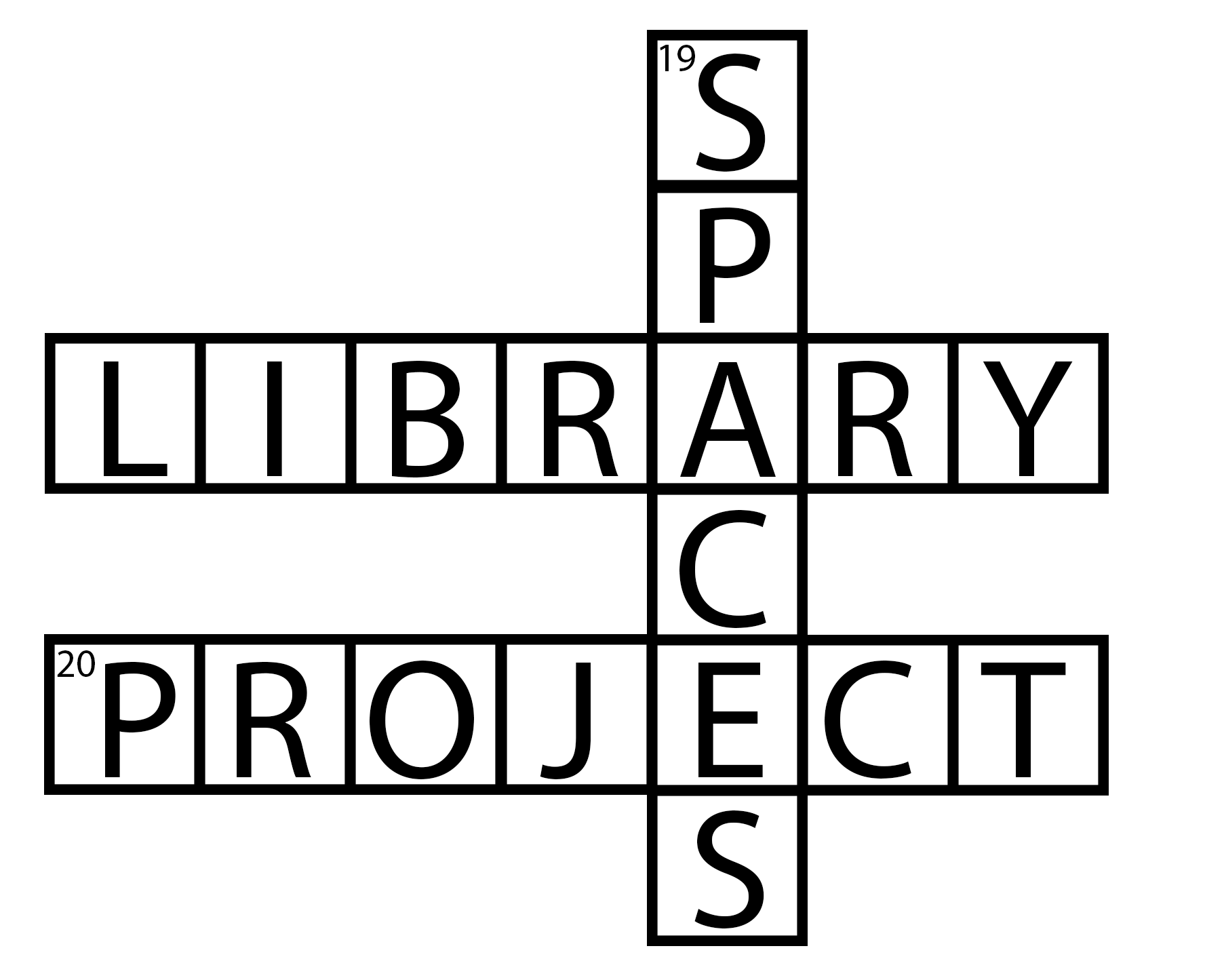 Library Spaces graphic image