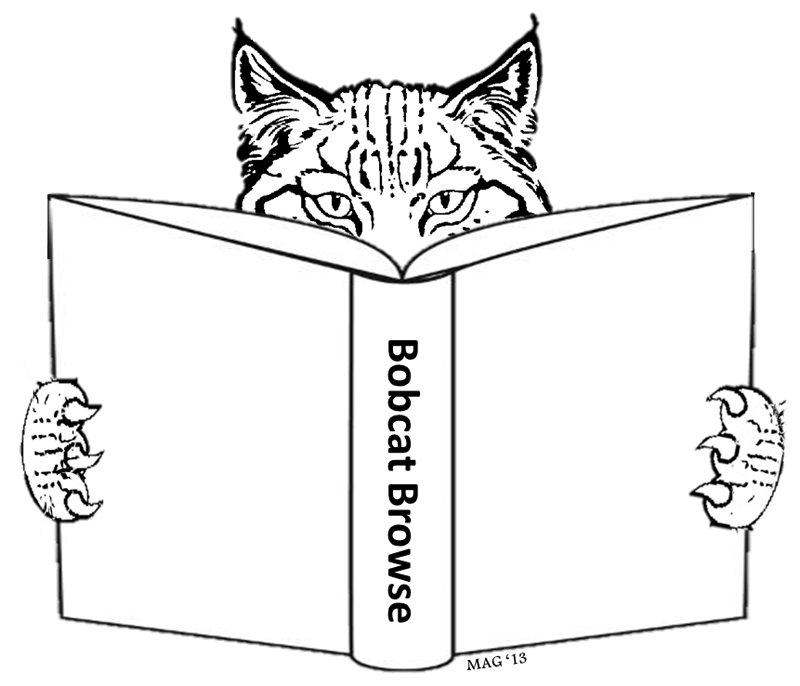 illustration of bobocat browse logo
